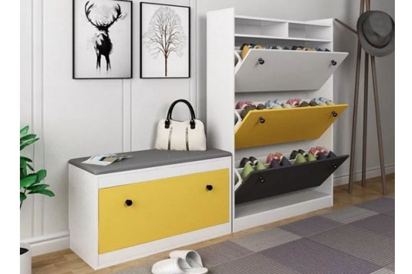 Household storage items design